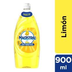 Detergente Líquido Esp Activa Limón Magistral x 900 cc.