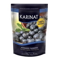 Arándanos Congelados Karinat x 600 g.