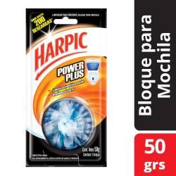 Bloque Mochila Harpic x 1 un.
