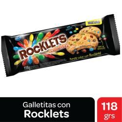 Galletitas con Rocklets Rocklets x 118 g.
