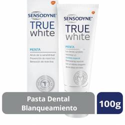 Crema Dental True White Sensodyne x 100 g.