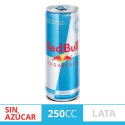 Bebida Energizante sin Azúcar Red Bull x 250 cc.