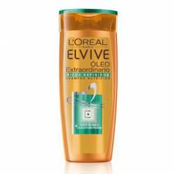 Shampoo Oleo Extra Rizos Definidos Elvive x 200 cc.