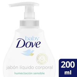 Jabón Líquido Humectación Sensible Dove x 200 cc.