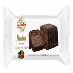 Budín Chocolate y Avellana La Cumbre x 250 g.