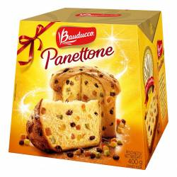 Pan Dulce c/Fruta Panettone Caja Bauducco x 400 g.