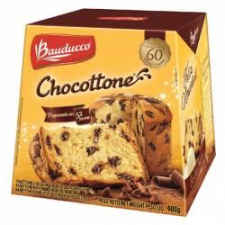 Pan Dulce Gotas Chocolate Panettone Caja Bauducco x 400 g.