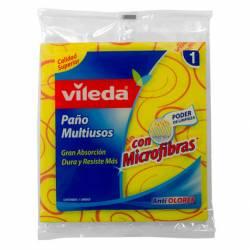 Paño Multiuso c/Microfibra Vileda x 1 un.