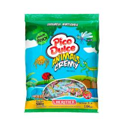 Caramelos Masticables Animales Cremy Pico Dulce x 500 g.