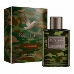 Perfume Hombre Warrior Bross London x 100 cc.