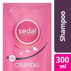Shampoo Ceramidas Dp Sedal x 300 cc.