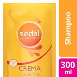 Shampoo Crema Balance Dp Sedal x 300 cc.