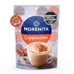 Café Instantáneo Cappuccino La Morenita x 125 g.