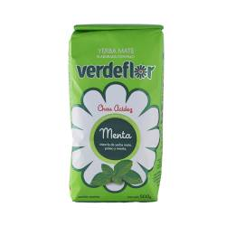 Yerba Compuesta con Menta Verdeflor x 500 g.