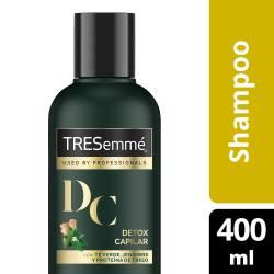 Shampoo Tresemme Detox Capilar x 400 ml.