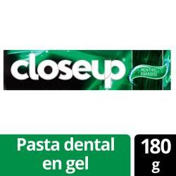 Crema Dental Acción Profunda Menthol Close Up x 180 cc.