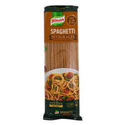 Fideos Spaghetti Integral Knorr x 500 g.