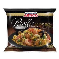 Paella de Mariscos c/Arroz Artico x 400 g.