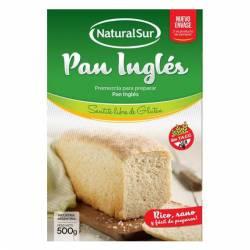 Premezcla para Pan Ingles Naturalsur x 350 g.
