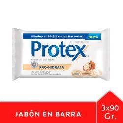 Jabón Tocador Pro Hidrata Protex x 3 un.