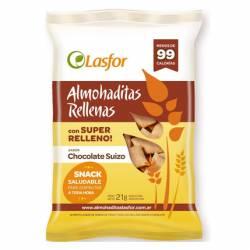 Almohaditas Rellenas Chocolate Lasfor x 21 g.