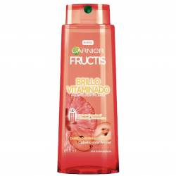 Shampoo Brillo Vitaminado Fructis x 650 cc.