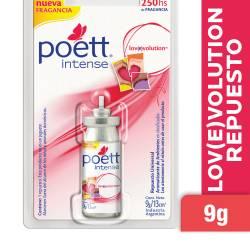 Aromatizante Ambiente Repuesto Love Evol Poett x 13 cc.