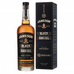 Whisky Black Barrel c/Estuche Jameson x 750 cc.