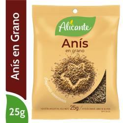 Anís en Grano Alicante x 25 g.