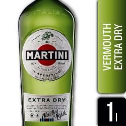 Vermouth Extra Dry Martini x 1 Lt.