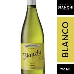 Vino Blanco Chablis Bianchi x 700 cc.