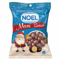 Maní sabor Chocolate Noel x 80 g.