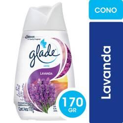 Aromatizante Cono Lavanda Glade x 170 g.