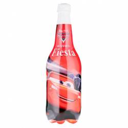 Bebida sin Alcohol c/Gas Multifruta Fiesta Cars x 1 Lt.