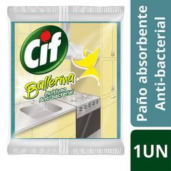 Paño Multiuso Cocina Ballerina Cif x 1 un.