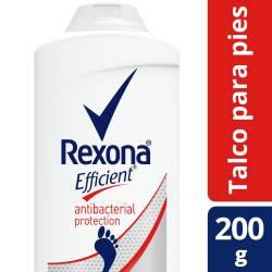 Polvo Pédico Antibacterial Rexona x 200 g.