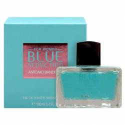 Ab Blue Seduction Fem Edition Antonio Bandera x 80 cc.