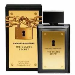 Ab The Golden Secret Men Edition Antonio Bandera x 100 cc.