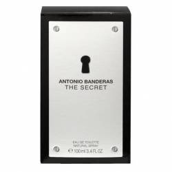 Ab The Secret Men Edition Antonio Bandera x 100 cc.