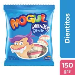 Pastillas de Goma Dientes Dents Mogul x 150 g.