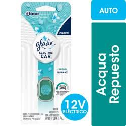 Aromatizante Aqua Glade x 3 cc.