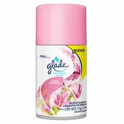 Aromatizante Ambiente Aerosol Floral Perfe. Glade x 175 g.