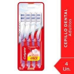 Cepillo Dental Pro Cuidado Colgate x 4 un.