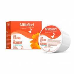 Cera Depilatoria para Microondas Millefiori x 180 g.