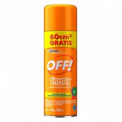 Repelente Aerosol Family Oft Off x 300 cc.