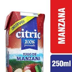 Jugo de Manzana Citric x 250 cc.