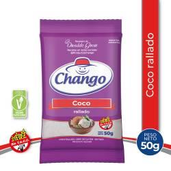 Coco Rallado Chango x 50 g.