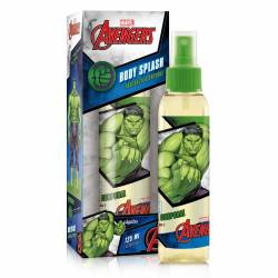 Body Splash Hulk Avengers x 125 cc.