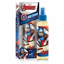 Body Splash Capitán América Avengers x 125 cc.