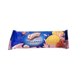 Galletitas sabor Frutilla sin Tacc Smams x 105 g.